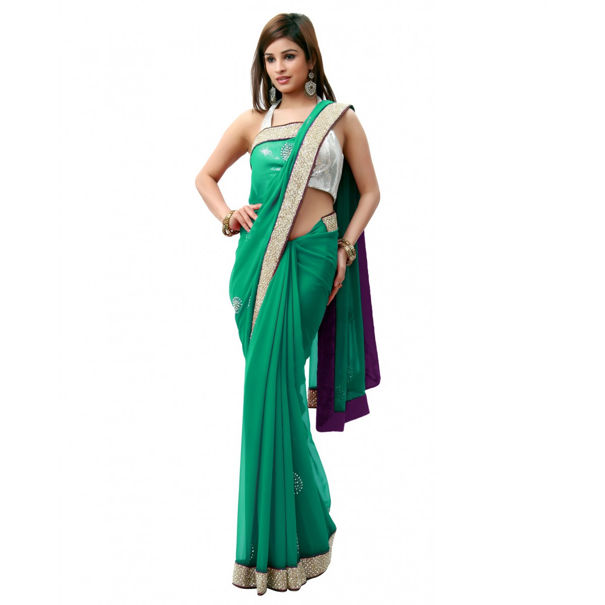 Saree Fashion Show Games
