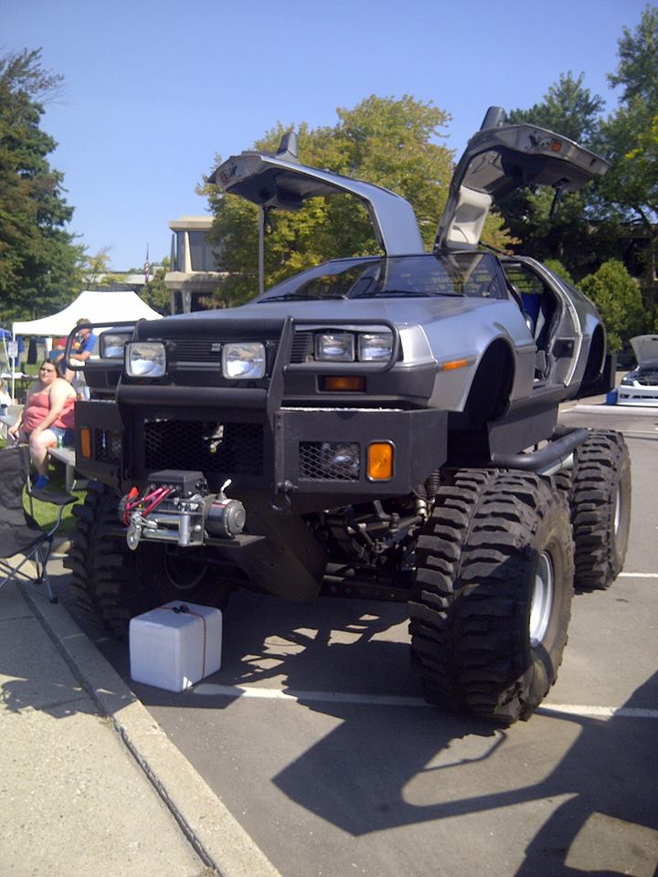 delorean motor company Delorean motor company, formed by john delorean, manufactures and distributes automobiles.