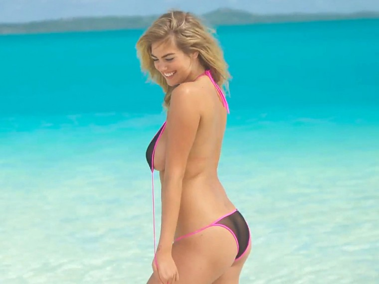 Kate Upton Is A Sex Object Video