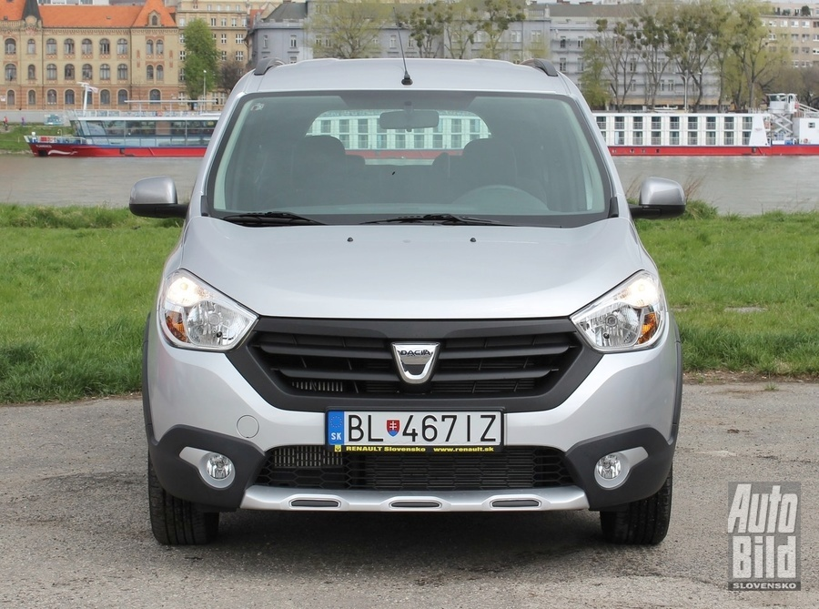test dacia lodgy stepway minibus plus msp. Black Bedroom Furniture Sets. Home Design Ideas