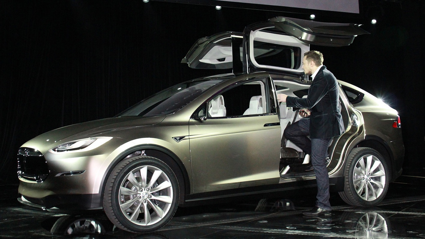 Tesla Model X: Review, Specification, Price   CarAdvice