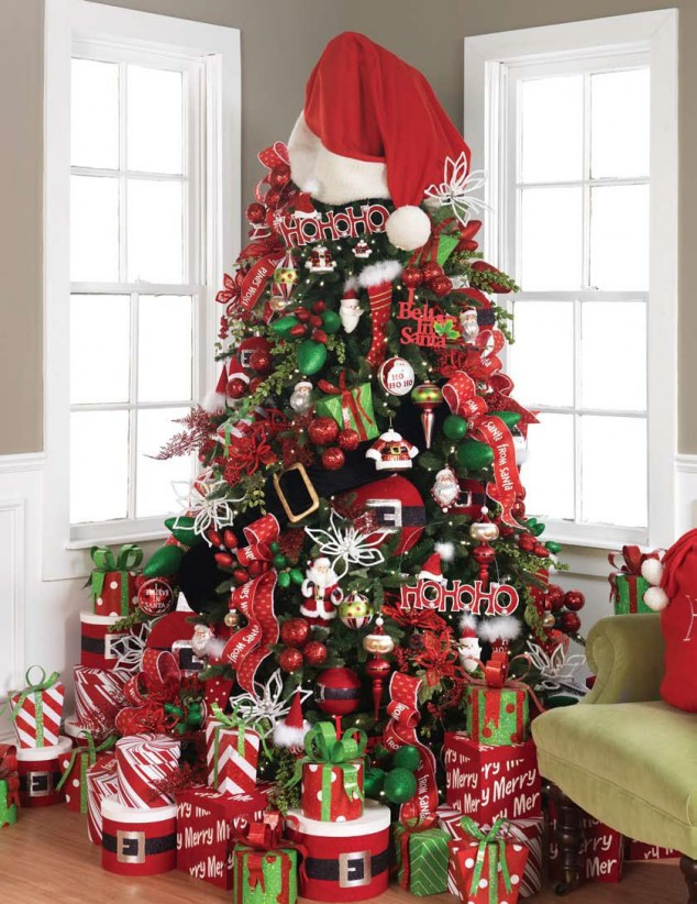 16 Ideas How To Decorate Your Christmas Tree And Bring The Magic ...