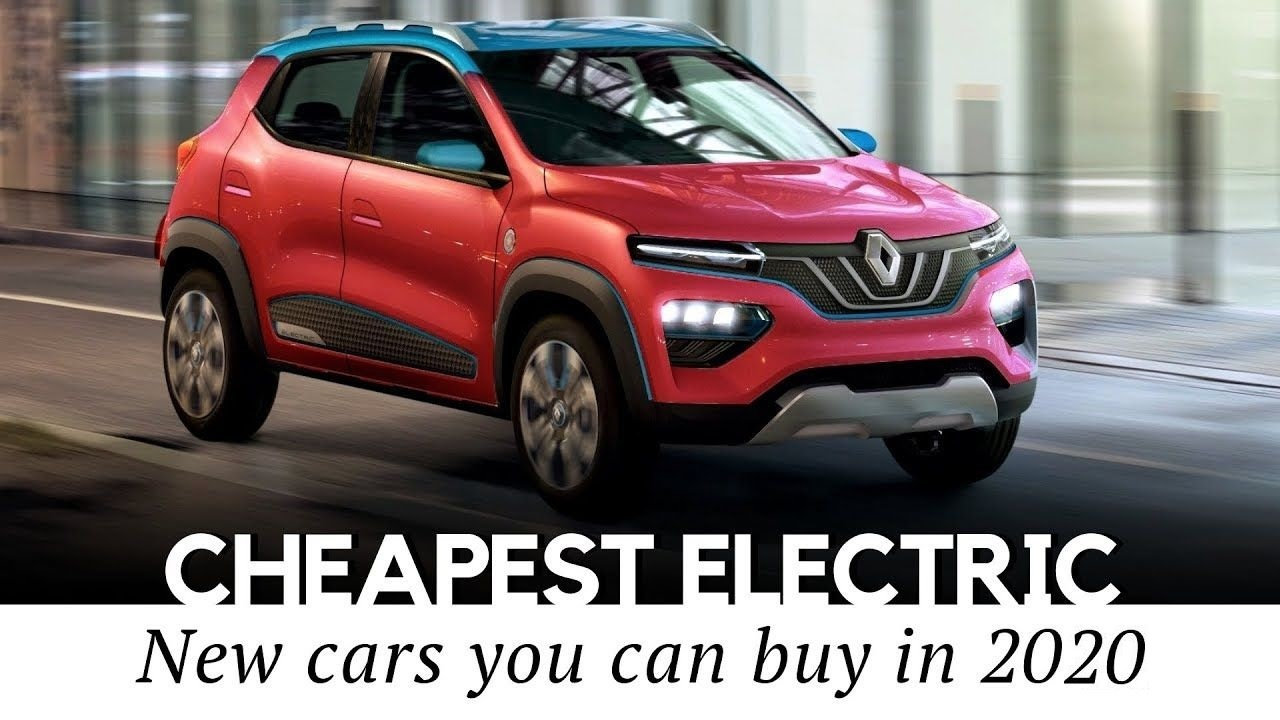 10 Cheapest All-Electric Cars on Sale in 2020